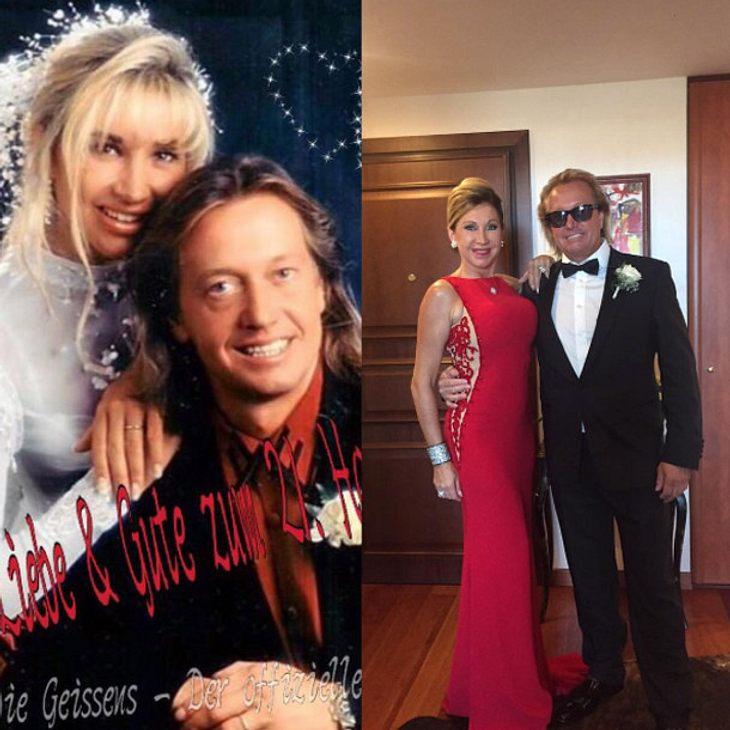Carmen und Robert Geiss sind schon 21 Jahre verheiratet