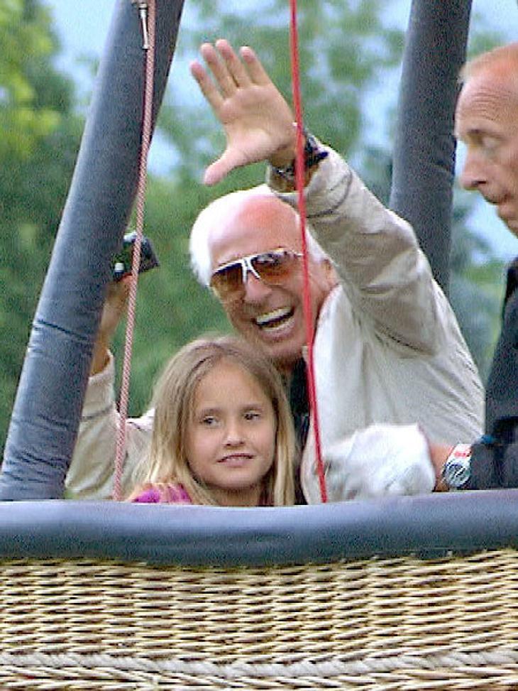 Opa Reinhold Geiss ist in der Türkei unterwegs.