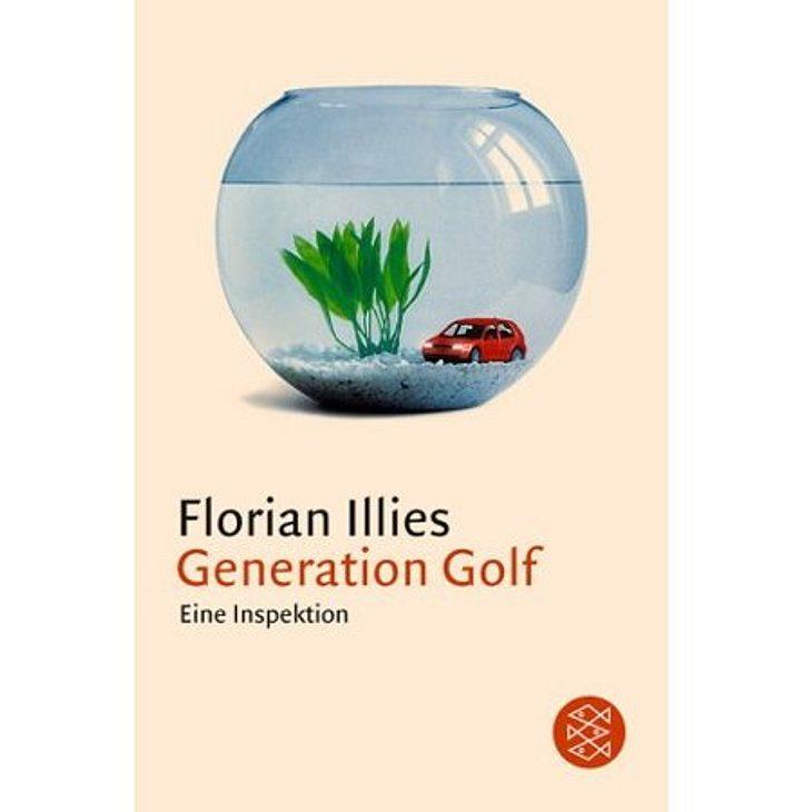 """""""Generation Golf"""" von Floran Illies: Gibt es zwar schon etwas länger im Buchhandel, bin aber erst jetzt darüber gestolpert. Florian Illies erzählt von den 80ern und 90ern mit ihren Kuriositäten sowie den ganzen normalen Dingen der"""