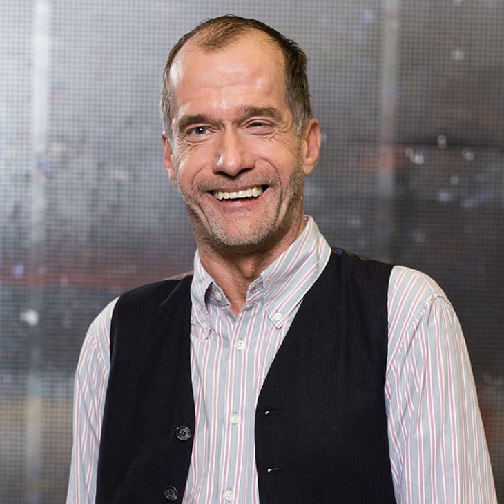 Georg Ücker ist HIV-positiv