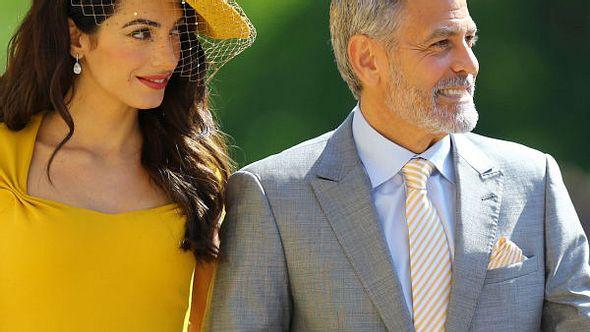 George & Amal Clooney: Der Streit eskaliert - Foto: GettyImages