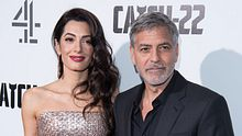 George und Amal Clooney - Foto: Getty Images