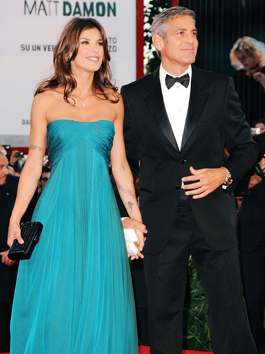 Ist Frauenliebling George Clooney etwa wieder solo?