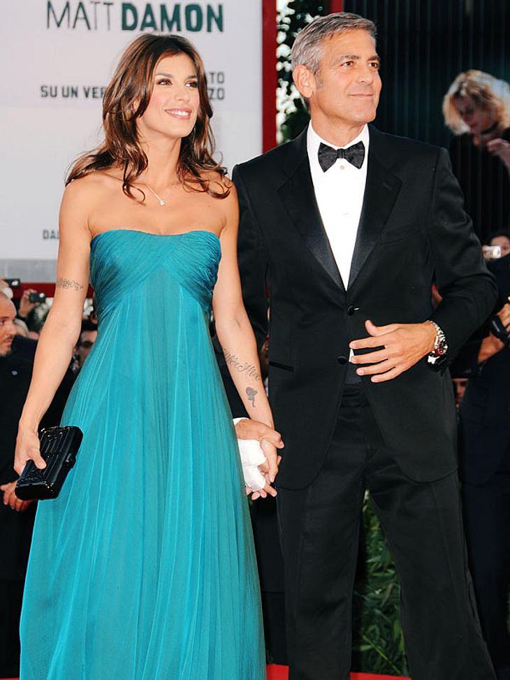 Elisabetta Canalis wird keine Chance auf das Ja-Wort von George Clooney haben