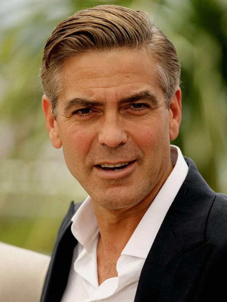 George Clooney Gibt Sich F 252 R Brad Pitt Aus Intouch