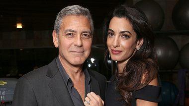 Babybauch-Alarm! Ist Amal wieder schwanger?