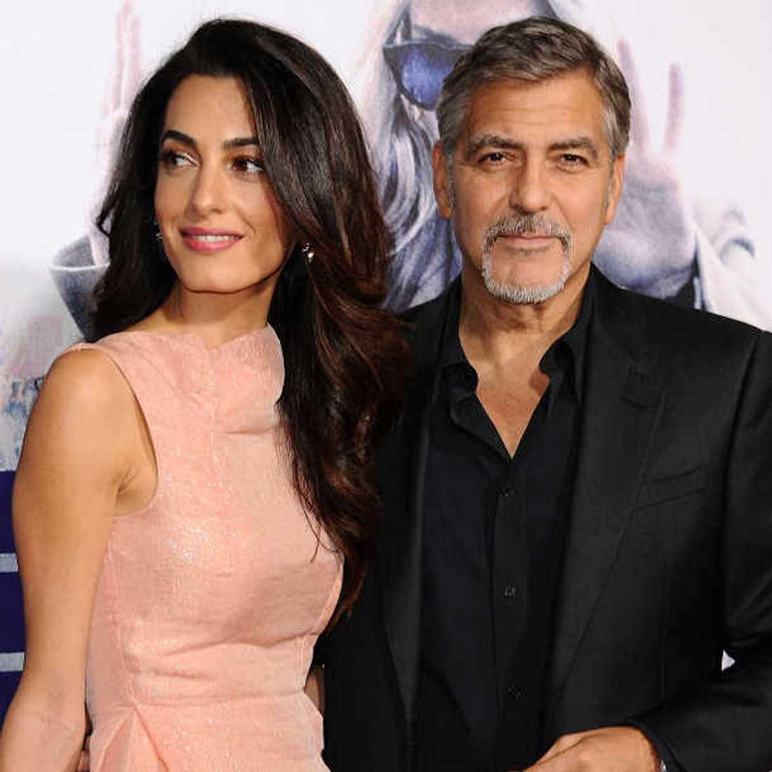 Amal und George Clooney: Endlich schwanger?