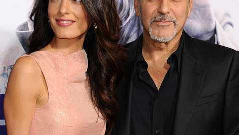 Amal und George Clooney: Endlich schwanger? - Foto: Getty Images