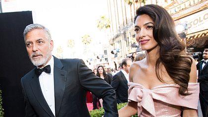 George Clooney & Amal: Trennung - Es gibt kein zurück mehr - Foto: Getty Images