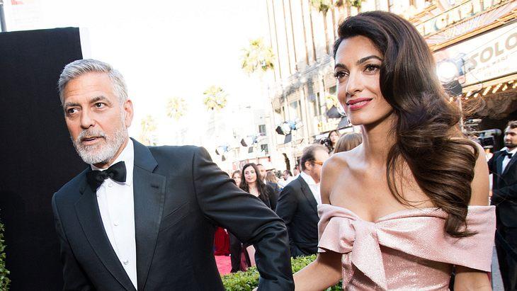 George Clooney & Amal: Trennung - Es gibt kein zurück mehr