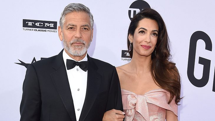 George & Amal Clooney: Großes Drama in ihrer Villa in Sonning! | InTouch
