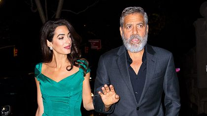George Clooney: Sorge um Sohn Alexander - Foto: GettyImages