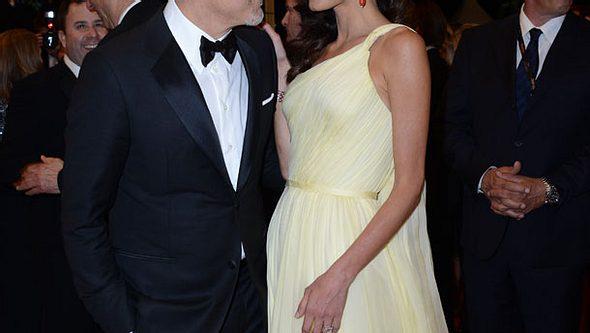 George Clooney & Amal: Baby Nr.1? - Foto: WENN