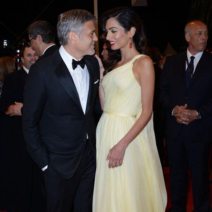 George Clooney & Amal: Baby Nr.1?