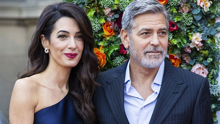 George Clooney: Jetzt spricht er über die Ehe-Probleme mit Amal