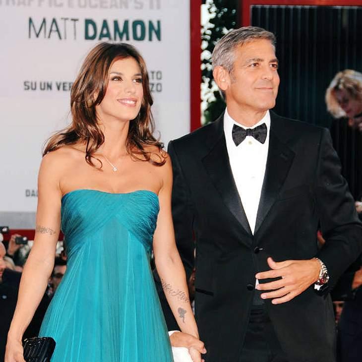 Es wird keine Kinder von Elisabetta Canalis und George Clooney geben