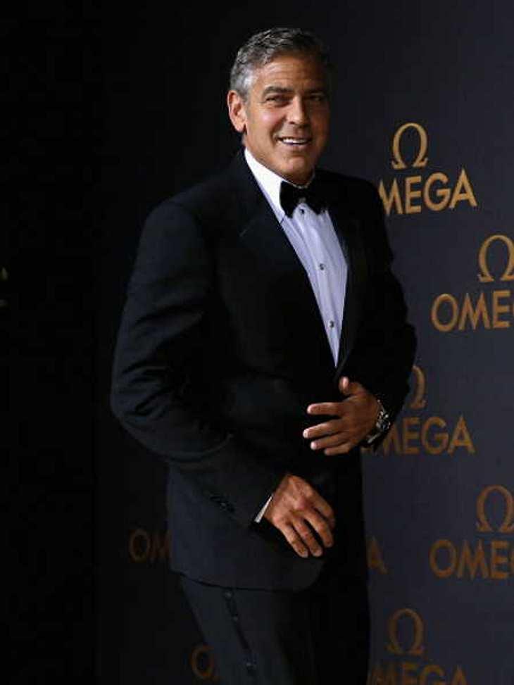 George Clooney will Gouverneur werden