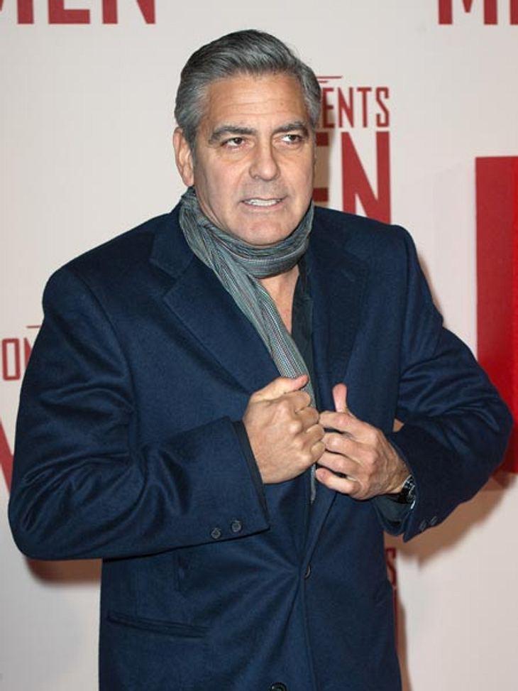 Das Hochzeitsdatum von George Clooney wurde enthüllt!