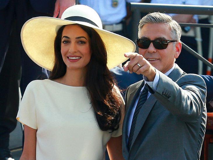 George Clooney hat seine Frau mit einem ganz besonderen Geschenk überrascht