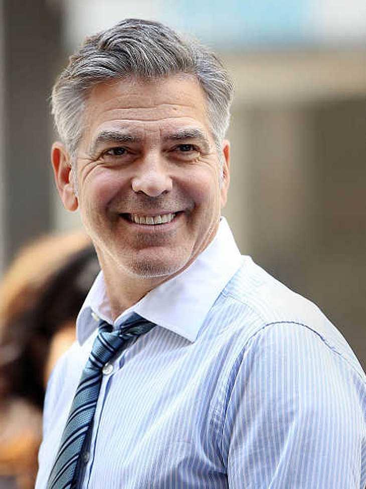 George Clooney: Nach verlorener Wette muss er den New York Marathon laufen