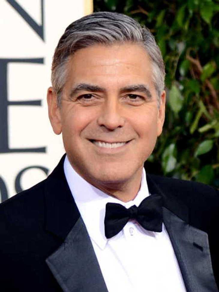 George Clooney: Matt Damon wird sein Trauzeuge.