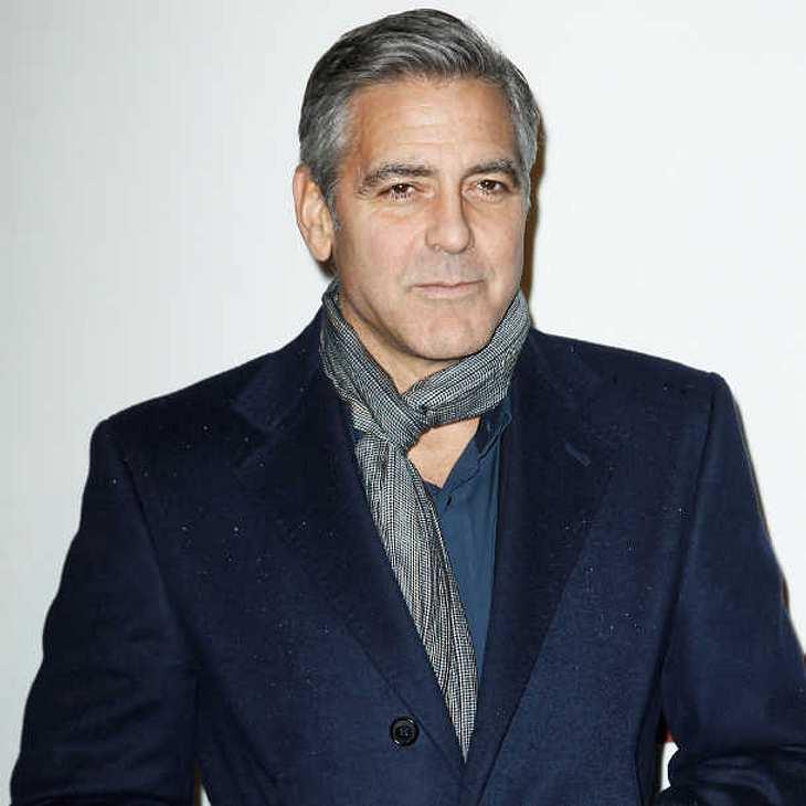 Nachbarschaft verflucht George Clooney
