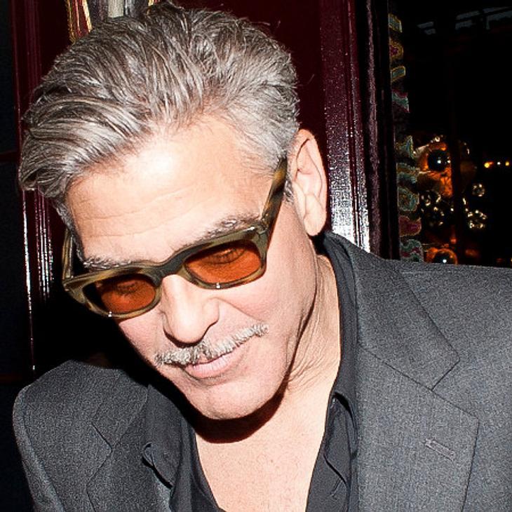 George Clooney bekam Ärger von seinen Kumpels