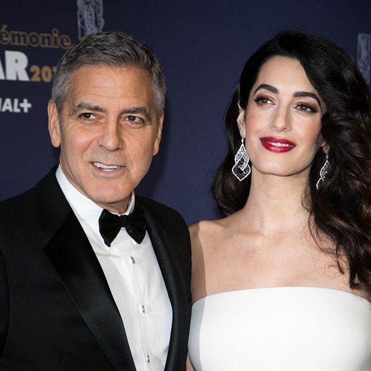 George Clooney und Amal Clooney: Die Zwillinge sind geboren!