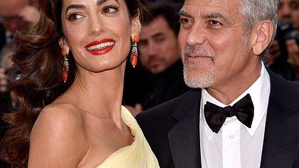 George und Amal Clooney - Foto: Getty Images