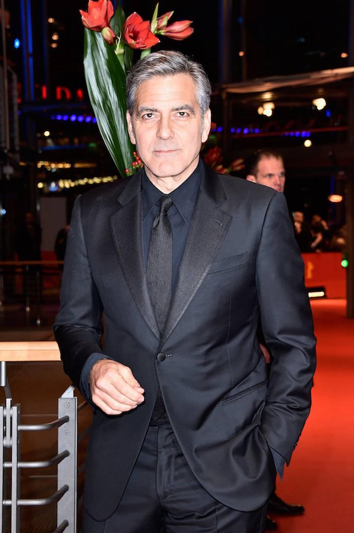George Clooney: Ist bald Schluss mit der Schauspielerei?