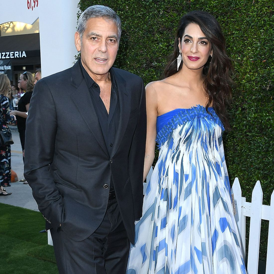 George Clooney und Amal: Die Situation eskaliert!