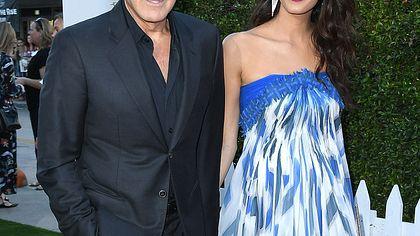 George Clooney und Amal: Die Situation eskaliert! - Foto: Getty Images