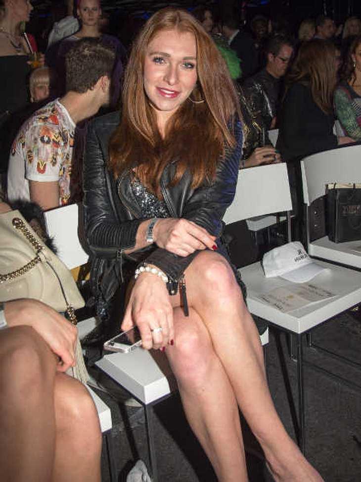 Georgina Fleur treibt sich derzeit in Cannes herum.
