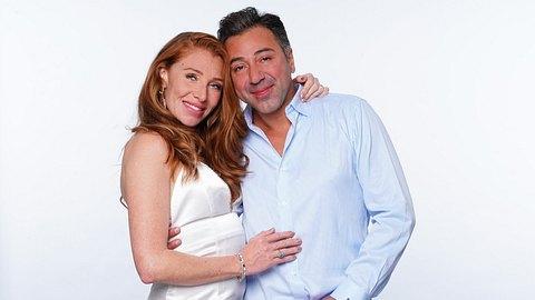 Georgina Fleur mit Freund Kubilay Özdemir - Foto: TVNOW / Stefan Gregorowius