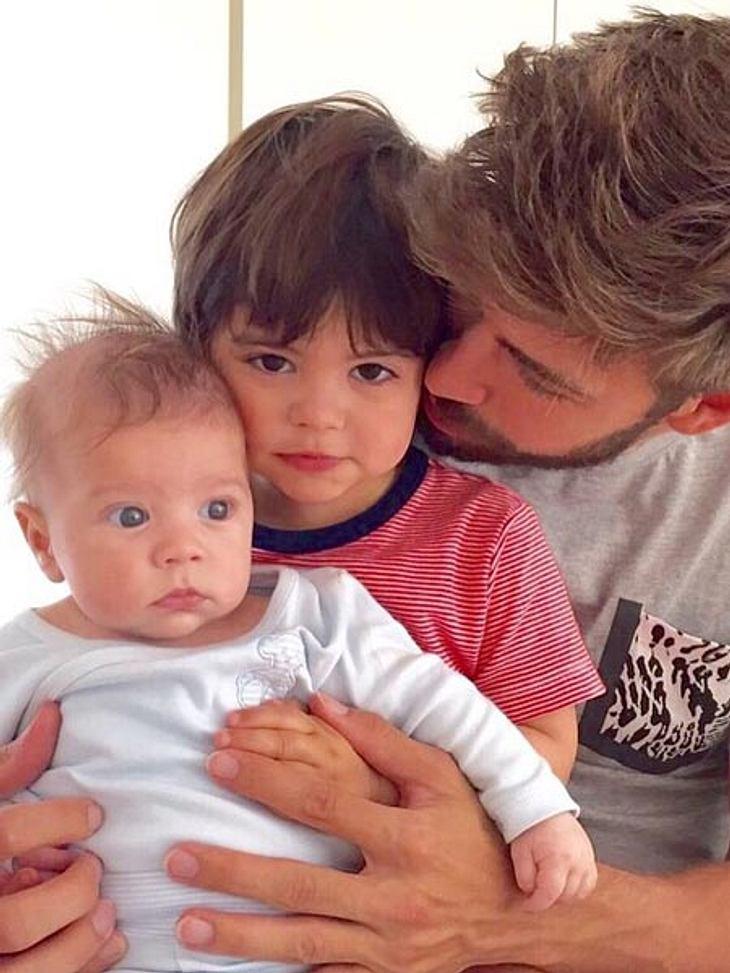 So süß sind Shakiras drei Jungs