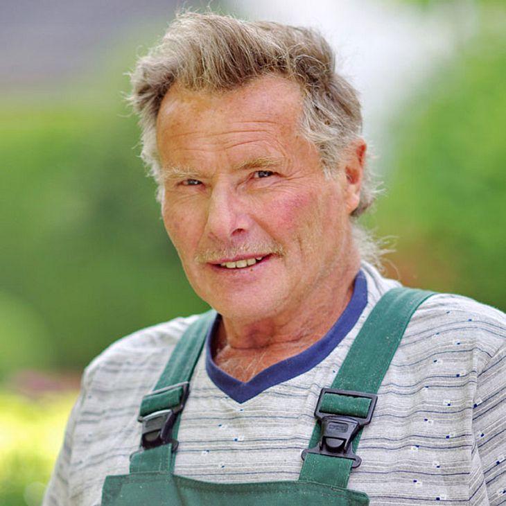 """Gerhard ist der älteste """"Bauer sucht Frau""""-Kandidat"""