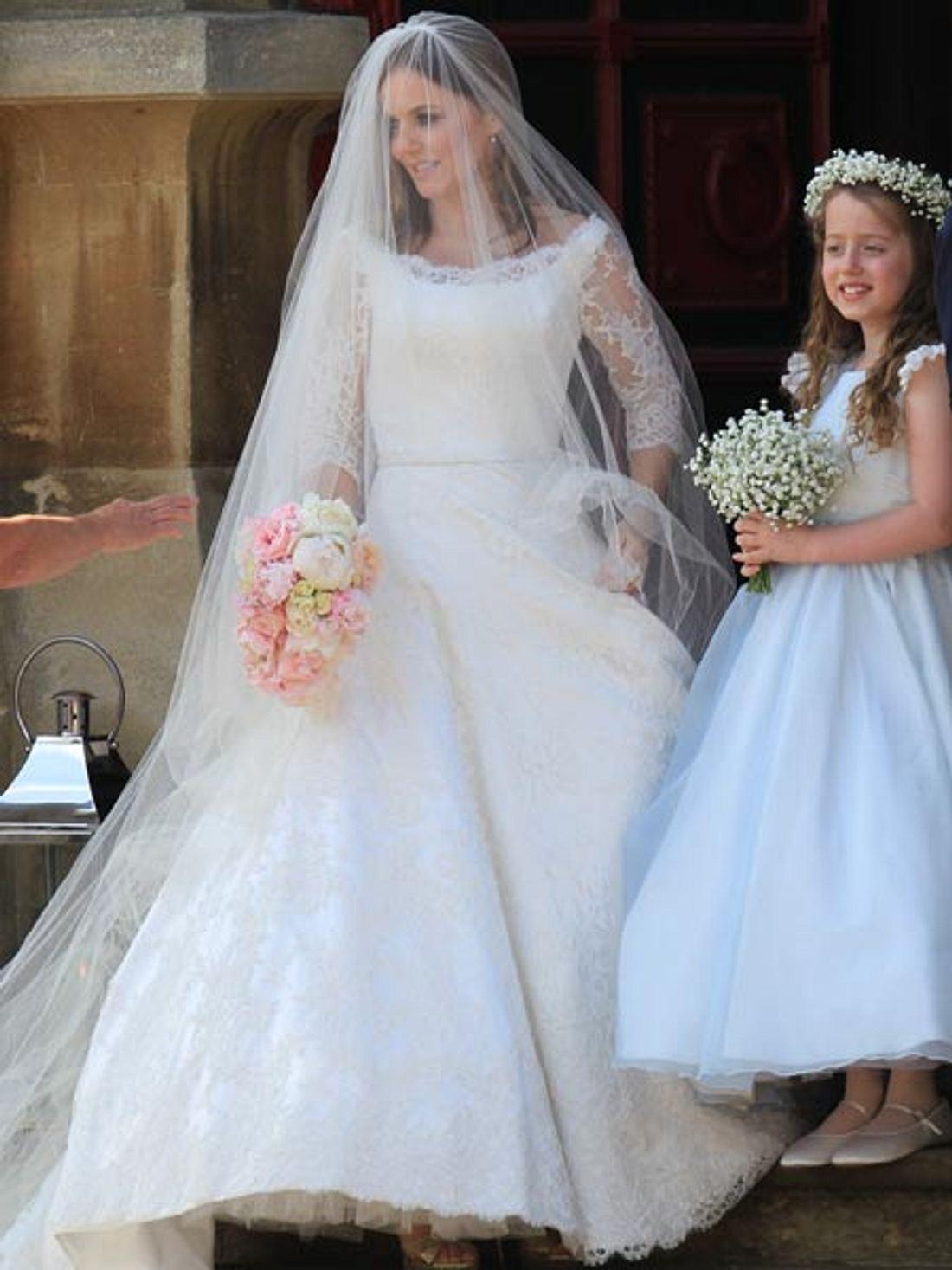 Geri Halliwell hat geheiratet