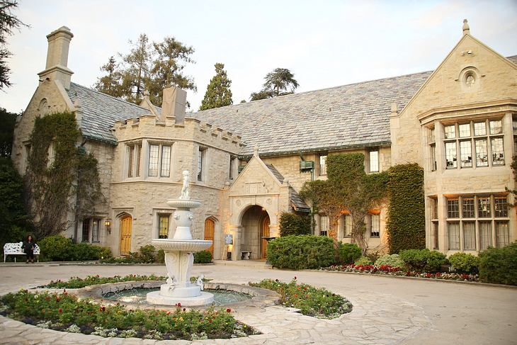 Die Playboy Mansion