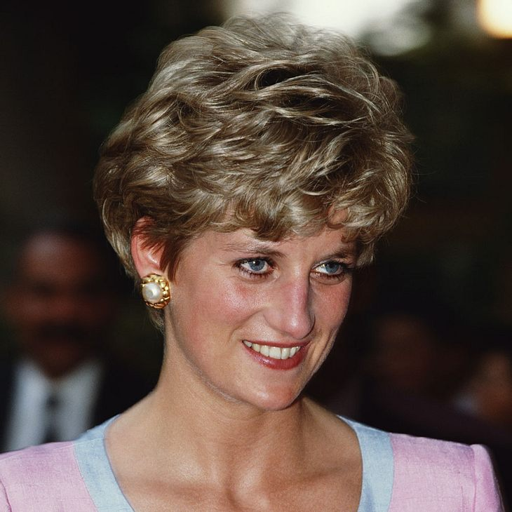 Lady Diana Grab