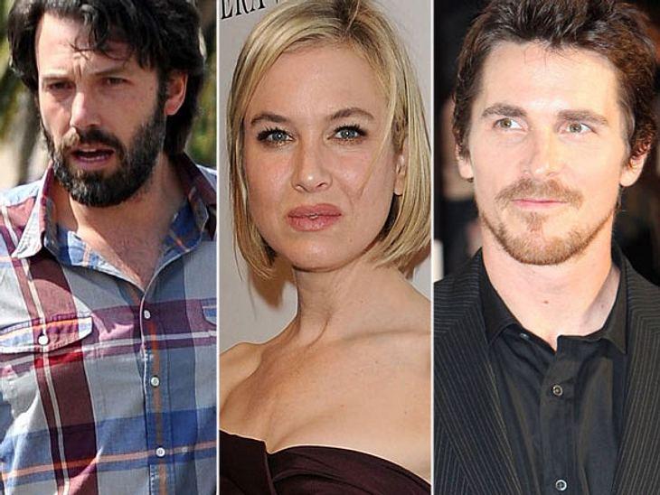 Für ihre Filmrollen bekommen Stars zwar immer viele Millionen aufs Konto überwiesen, doch für manch eine Rollen müssen sie sich auch richtig quälen. Entweder kräftig Gewicht zulegen oder innerhalb kürzester Zeit Kilos verlieren.