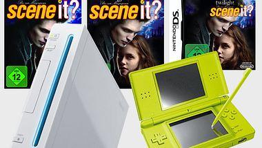 """Gewinne eine Wii-Konsole, ein Nintendo DS und das neue """"Twilight""""-Spiel - Foto: PR"""