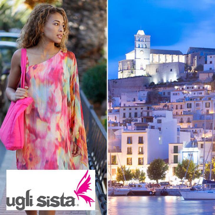 Gewinne eine Reise nach Ibiza und Shopping-Gutscheine