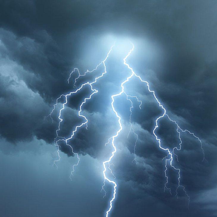 Unwetter-Schock! Nach der Hitze folgen schwere Gewitter