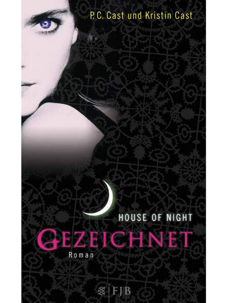 """P.C. Cast und Kristin Cast bieten mit """"Gezeichnet"""" dem Vampirhype ein bisschen bibliophile Abwechslung"""