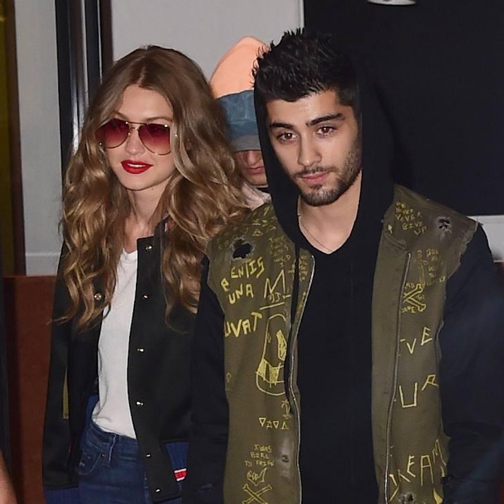 Gigi Hadid und Zayn Malik könnten schon bald verlobt sein