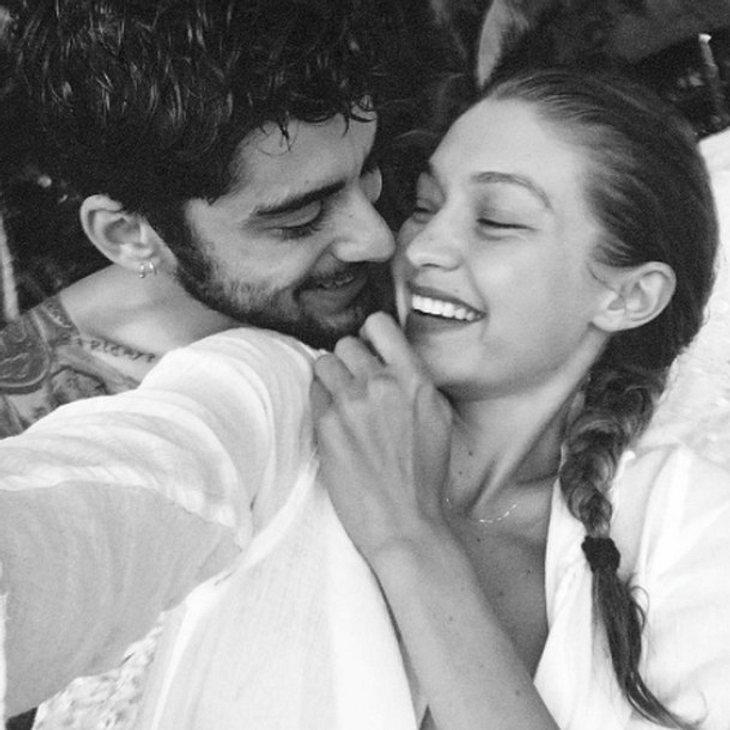 Gigi Hadid und Zayn Malik zeigen sich verliebt wie nie