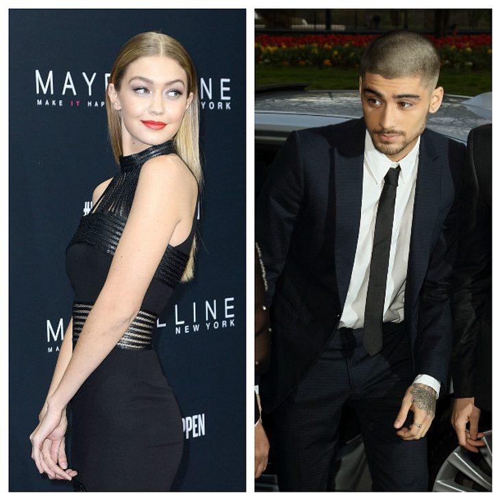 Gigi Hadid und Zayn Malik sind ganz offiziell zusammen