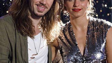 Gil Ofarim mit Franziska Benz bei AWZ - Foto: imago