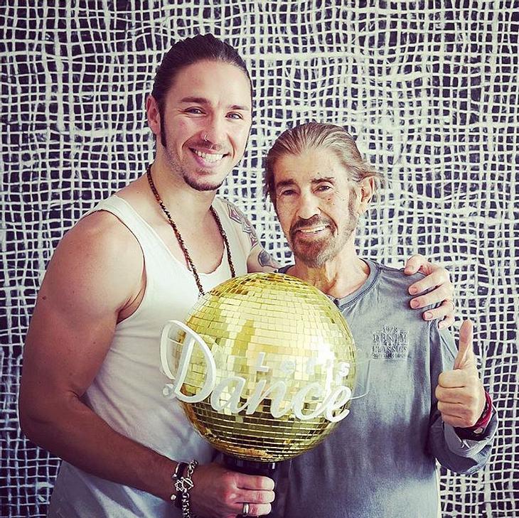 Abi Ofarim ist stolz auf seinen Sohn