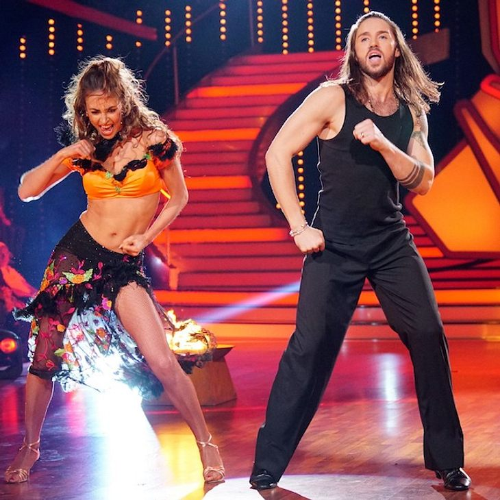 Gil Ofarim Volle Lets Dance Punkte Trotz Magen Darm Virus